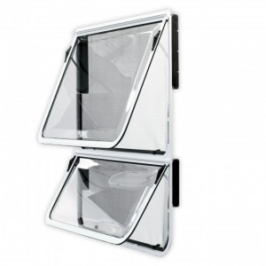 Odyssey Double Hopper Window