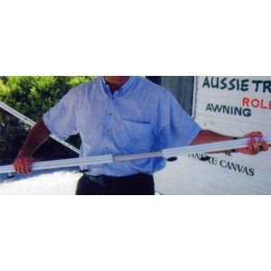 Aussie Traveller anti flap kit suits 2100 to 2200 awning projection